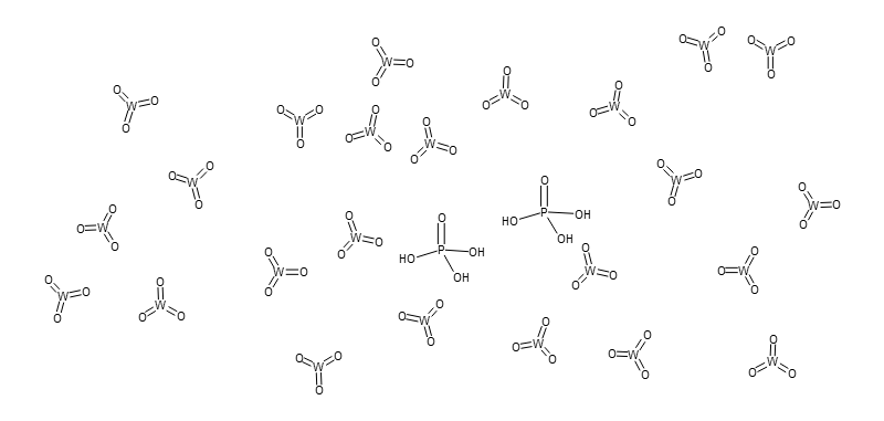 タングステン 酸 リン