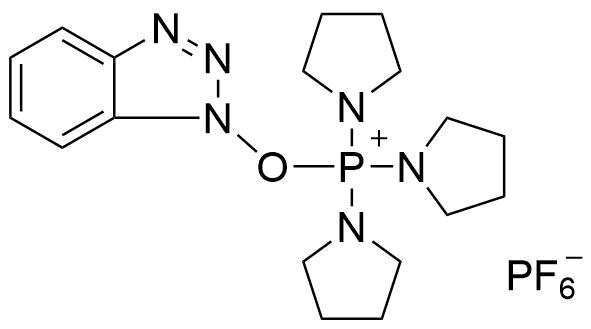 1H-ベンゾトリアゾール-1-イルオキシトリピロリジノホスホ二ウムヘキサフルオロりん酸塩1H-Benzotriazol-1-yloxytripyrrolidinophosphonium Hexafluorophosphate
